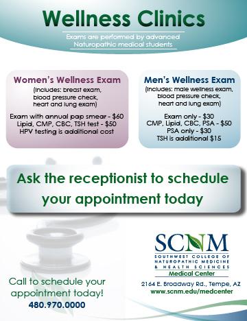 Sunset Wellness Clinic 8.5 x 11